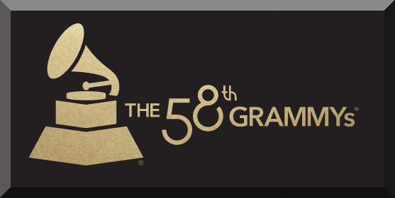 58th GRAMMY Awards Nominations Dec 7th 2015 LA