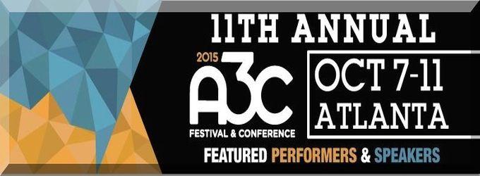 A3C Music Festival 2015 Atlanta Date