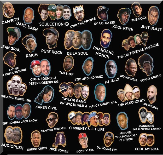 A3C Music Festival 2015 Lineup Atlanta (1)