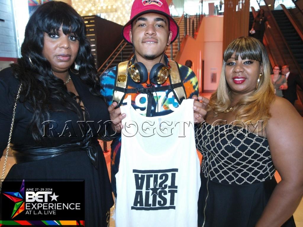 BET Awards LA Live BET Experience Photos 2014 (4)