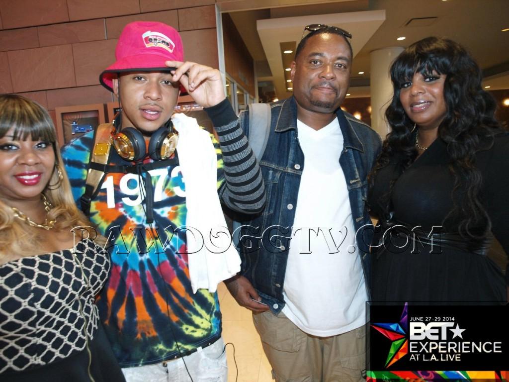 BET Awards LA Live BET Experience Photos 2014 (5)