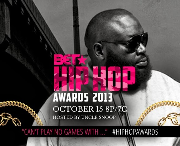 BET HIP HOP AWARDS 2013