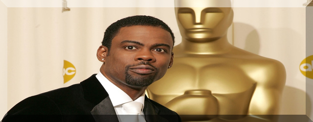 CHRIS ROCK RETURNS TO HOST THE 2016 OSCARS ABC