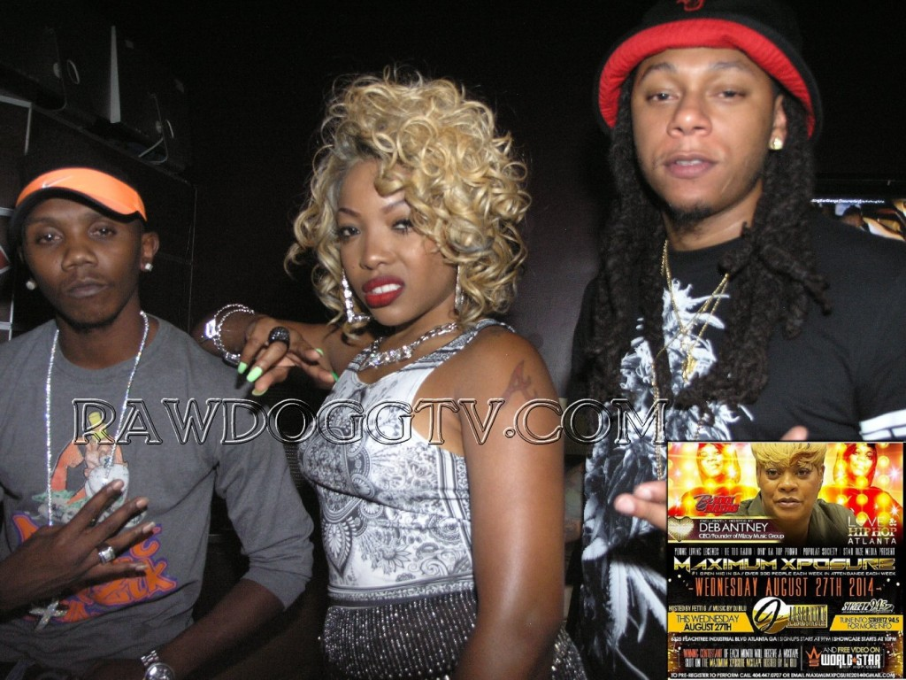 DEB ANTNEY LOVE & HIPHOP HOST Ovr Da Top Showcase (10)