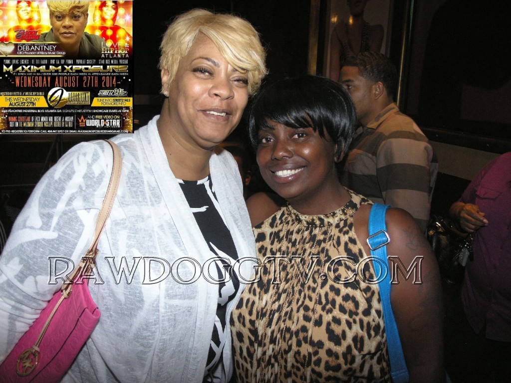 DEB ANTNEY LOVE & HIPHOP HOST Ovr Da Top Showcase (2)