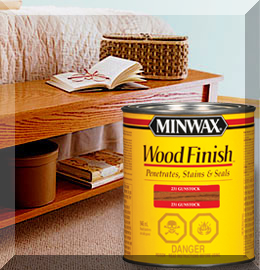 Minwax Wood Finish Stain Video Review (1)