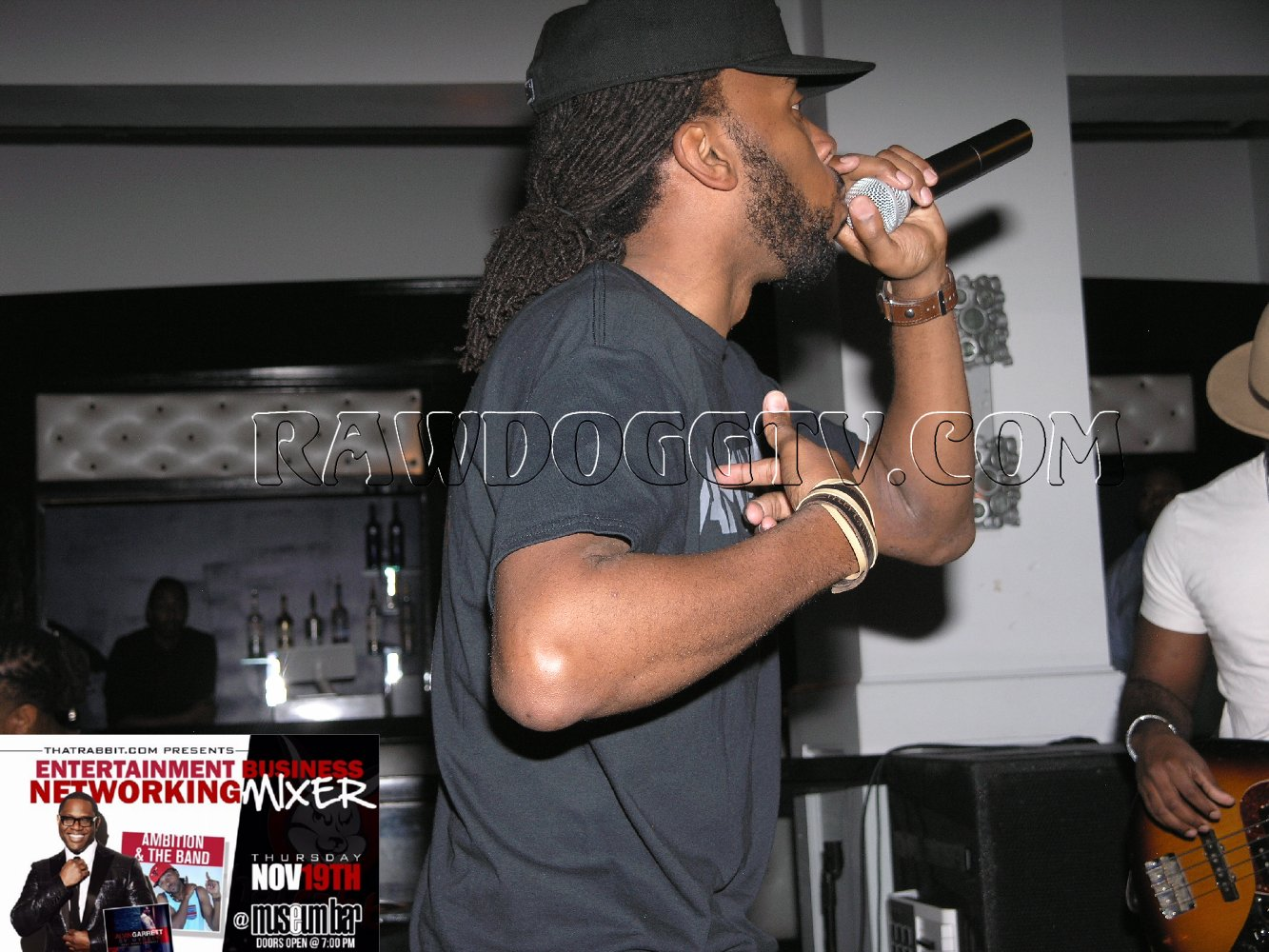 ThatRabbit Magazine Networking Mixer 2015 Museum Bar Atlanta Ray Hamilton (40)