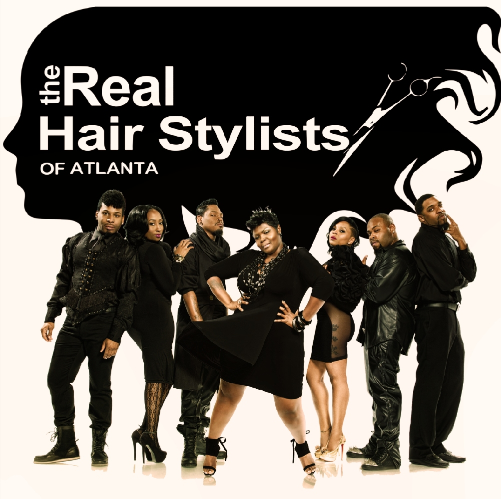 The Best Hair Stylist : The Real Hair Stylists Of Atlanta - RAWDOGGTV